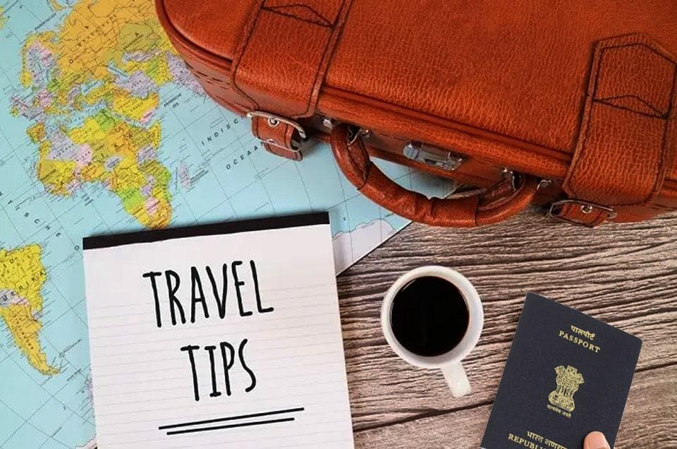 Quick checklist and tips for Outbound Travel
